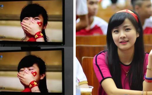 """6 năm sau khoảnh khắc """"gây bão"""" khi rơi nước mắt vì U19 Việt Nam, nữ sinh khóc trên khán đài có cuộc sống ra sao?"""