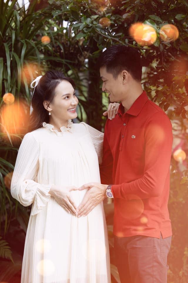 Không kém cạnh năm cũ, năm mới Tân Sửu cũng sẽ chào đón hàng loạt em bé nhà sao Việt, có người ăn Tết xong là đẻ luôn - Ảnh 8.