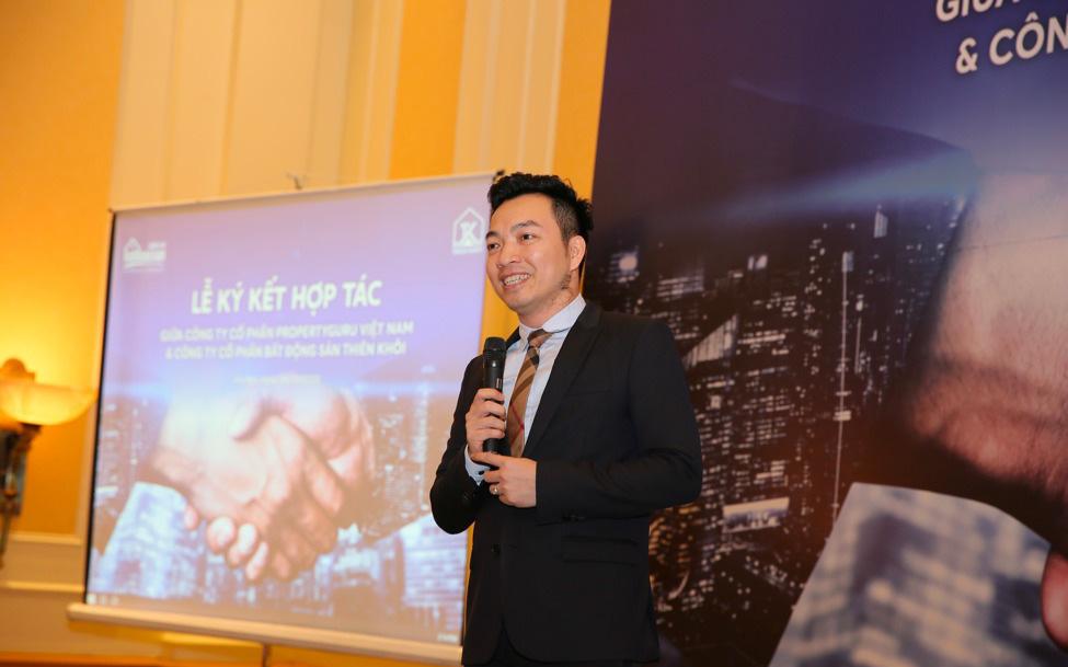 Chủ tịch BĐS Thiên Khôi truyền cảm hứng nghề môi giới bất động sản cho giới trẻ