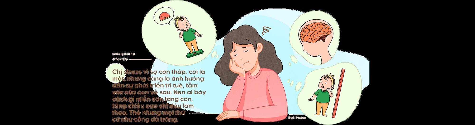 """Chăm con nhẹ cân, thấp còi: Hiểu thể trạng đặc thù của con hay """"đẽo cày giữa đường"""" - Ảnh 2."""