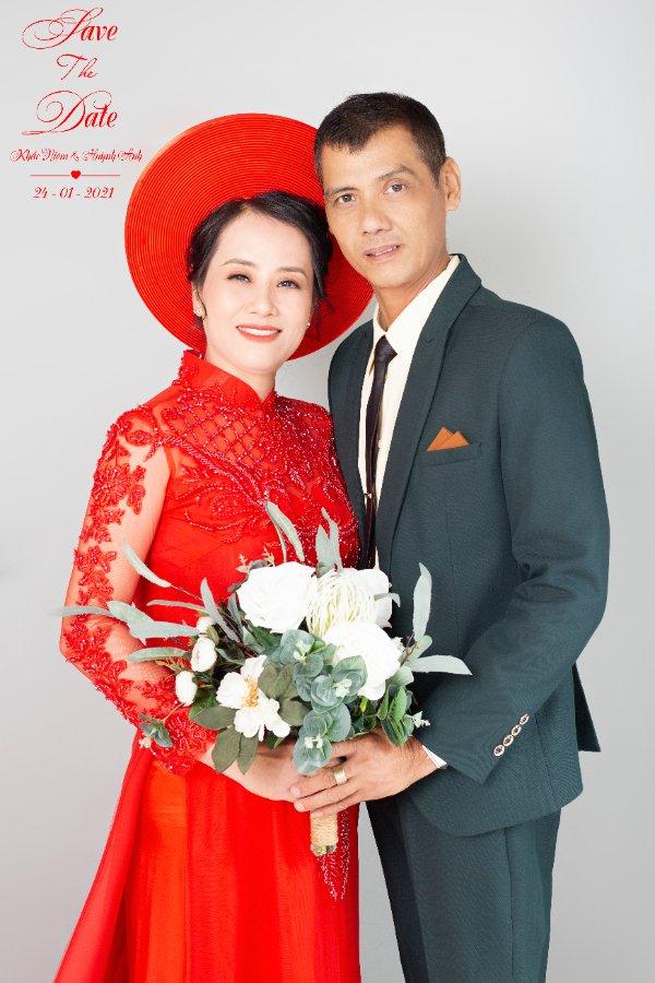 Cặp đôi U50 cưới nhau sau 2 tháng hẹn hò, nhìn ảnh cưới ai cũng hạnh phúc thay  - Ảnh 8.