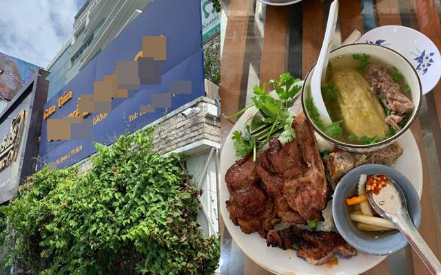 """Dân mạng tranh cãi quán cơm tấm đắt nhất nhì Sài Gòn tới 165k/phần mà cứ ghé ăn là """"dính chưởng"""", nhưng nhờ chất lượng của miếng sườn nên đã cứu vớt lại tất cả!?"""
