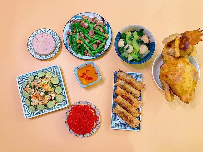 Ngày mai là rằm tháng Chạp và đây là những món ăn trong mâm cỗ cúng mà chị em có thể thao tác theo phong cách eat clean: Quyết tâm healthy thì phải thử luôn! - Ảnh 1.