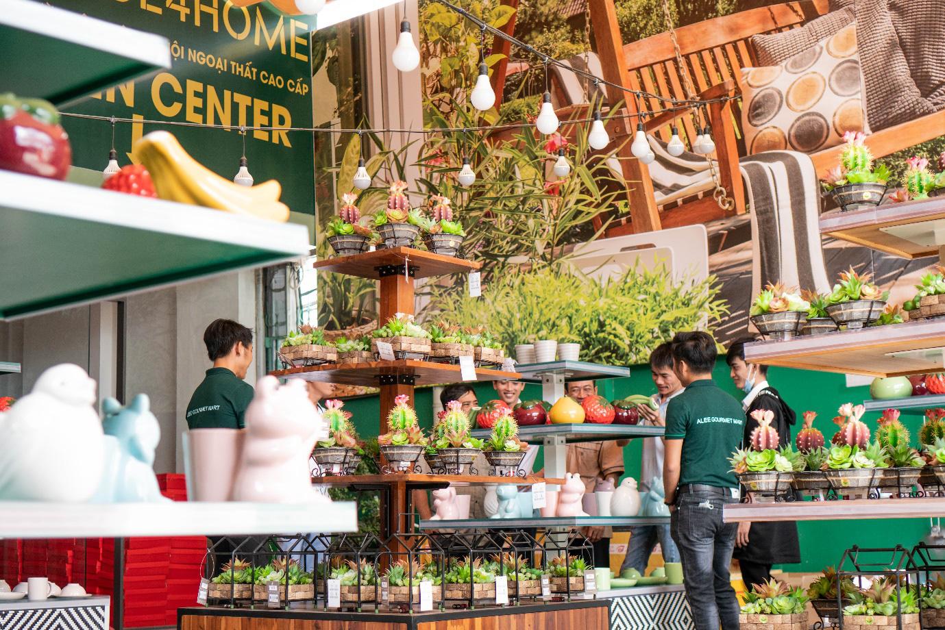 Made4Home Garden Center Bình Dương: Điểm đến mới lí tưởng cho cả gia đình vui chơi và mua sắm - Ảnh 5.