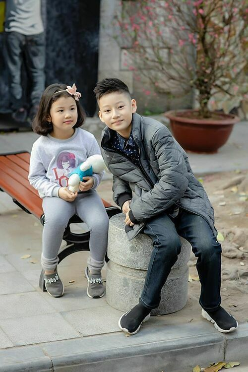 """Con trai Quang Dũng và Jennifer Phạm """"trổ mã"""" ấn tượng ở tuổi 13, nhìn cách nuôi con của cặp nghệ sĩ ai cũng ngưỡng mộ - Ảnh 8."""