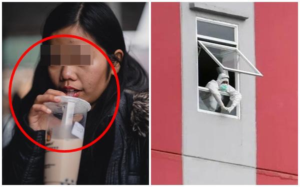 Phải tự cách ly 14 ngày vì Covid-19, nữ y tá bất chấp ra ngoài liên tục, hết đi uống trà sữa lại đến giúp bạn đang mang thai chuẩn bị lễ cưới