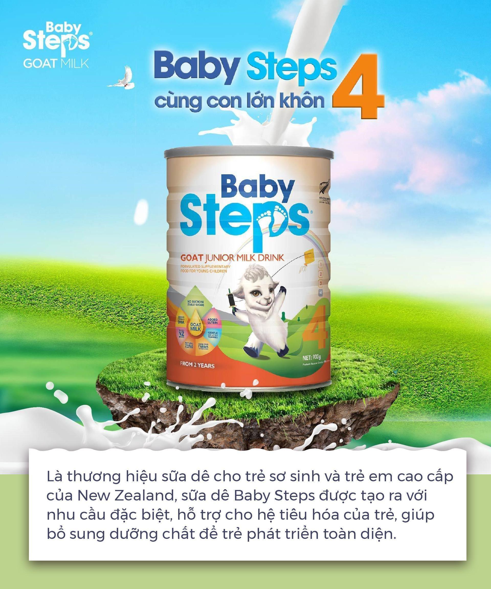 Những lợi ích bất ngờ từ sữa dê không phải mẹ nào cũng biết - Ảnh 8.