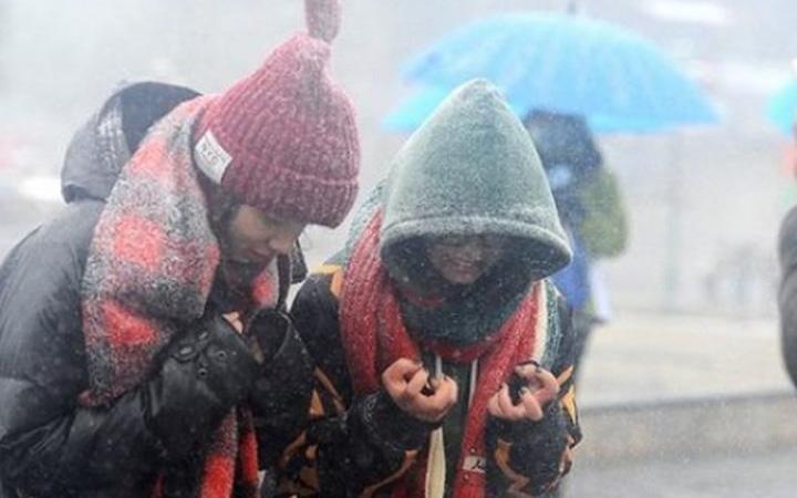 Bắc Bộ lại đón không khí lạnh tăng cường, gây đợt rét đậm cuối cùng trước khi nghỉ Tết Nguyên đán
