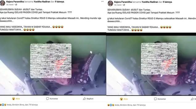 Vụ cảnh sát nhiễm Covid-19 quan hệ với phụ nữ trong phòng cách ly: Lý do khiến đoạn video mây mưa rò rỉ lên MXH và hình phạt cho kẻ phát tán - Ảnh 1.