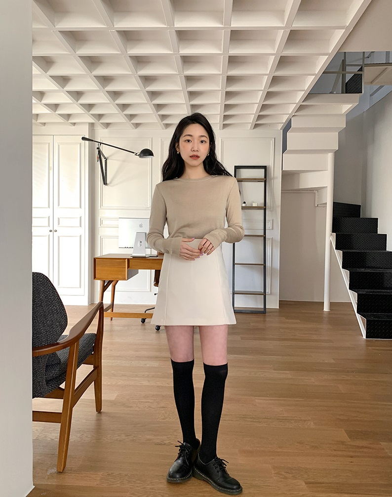 4 mẫu chân váy tôn dáng đỉnh, tạo chân dài cho các bạn nữ