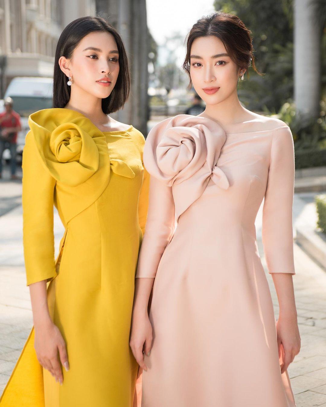 Sao Việt rộn ràng diện áo dài đón Tết sớm, kiểu hot hit nhất năm nay nằm cả ở chi tiết này - Ảnh 9.