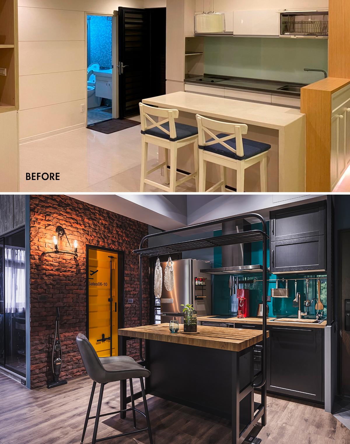 Căn hộ 12m² tạo dấu ấn bởi phong cách công nghiệp đẹp đến khó tin của cô nàng độc thân - Ảnh 3.