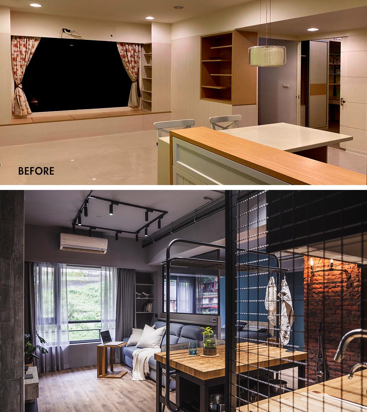 Căn hộ 12m² tạo dấu ấn bởi phong cách công nghiệp đẹp đến khó tin của cô nàng độc thân - Ảnh 2.