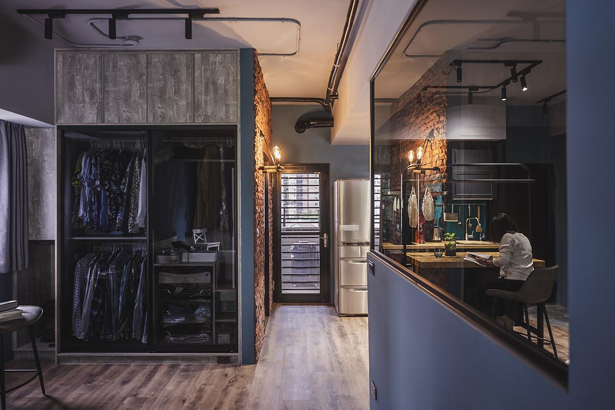 Căn hộ 12m² tạo dấu ấn bởi phong cách công nghiệp đẹp đến khó tin của cô nàng độc thân - Ảnh 9.