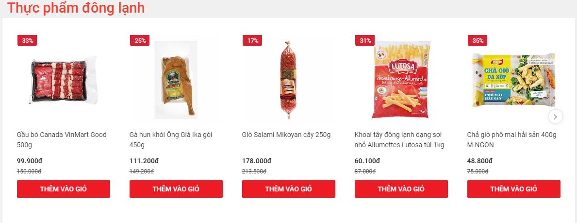 Cận Tết: 4 hệ thống siêu thị lớn nhất nước giảm giá tới 50% nhiều mặt hàng - Ảnh 4.