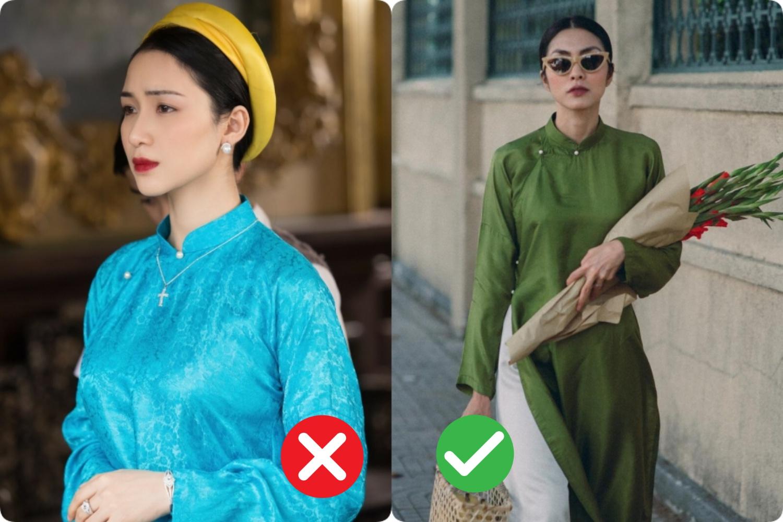 Rút kinh nghiệm từ Hòa Minzy: Nàng thấp bé, cao chưa đến mét 6 cần tránh xa dáng áo dài này - Ảnh 5.
