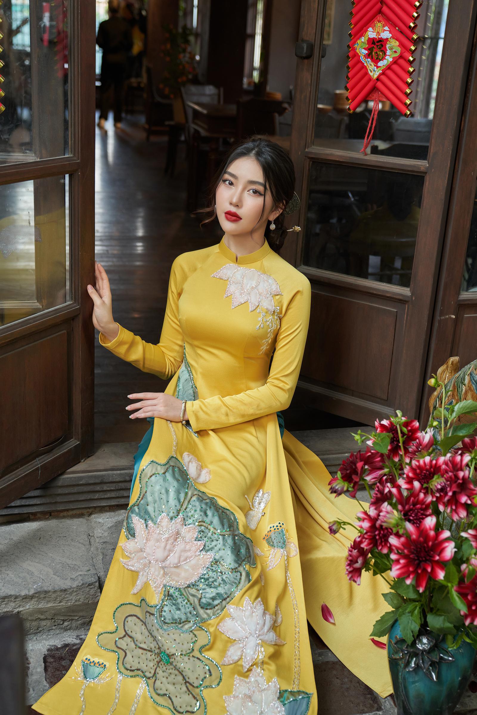 CEO Lê Phương Pavone – Hành trình xây dựng thương hiệu áo dài nổi tiếng của mẹ bỉm sữa - Ảnh 3.