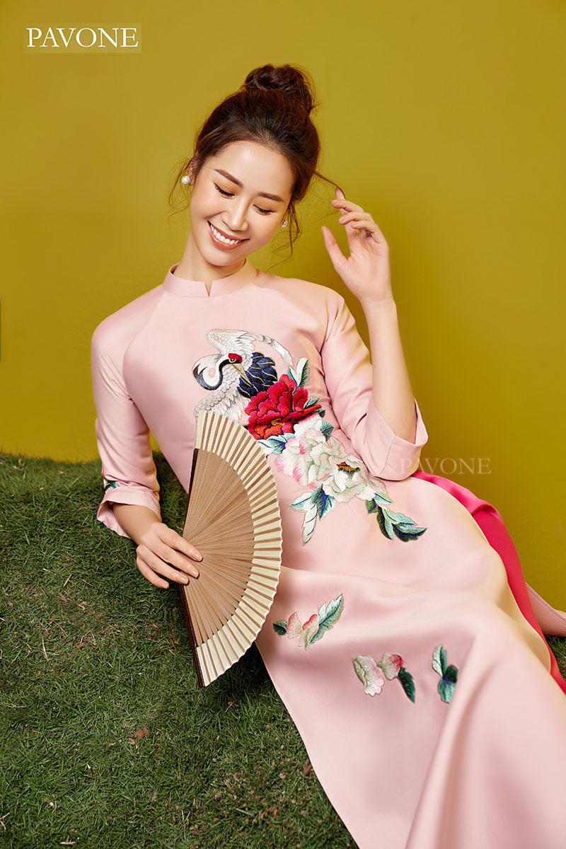 CEO Lê Phương Pavone – Hành trình xây dựng thương hiệu áo dài nổi tiếng của mẹ bỉm sữa - Ảnh 4.
