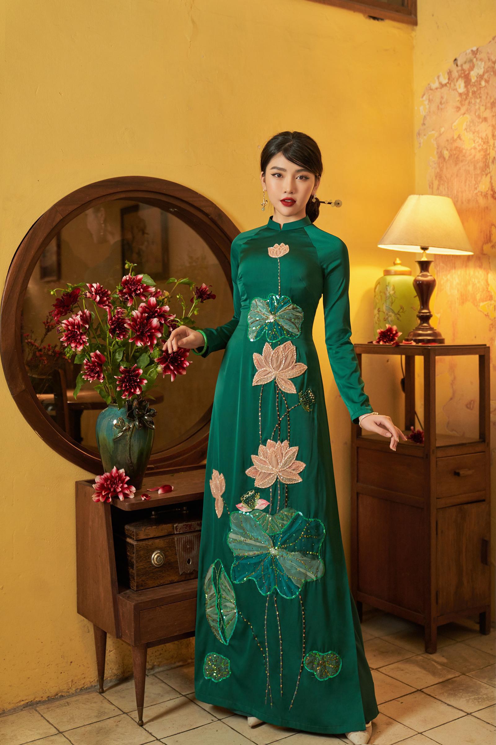 CEO Lê Phương Pavone – Hành trình xây dựng thương hiệu áo dài nổi tiếng của mẹ bỉm sữa - Ảnh 5.