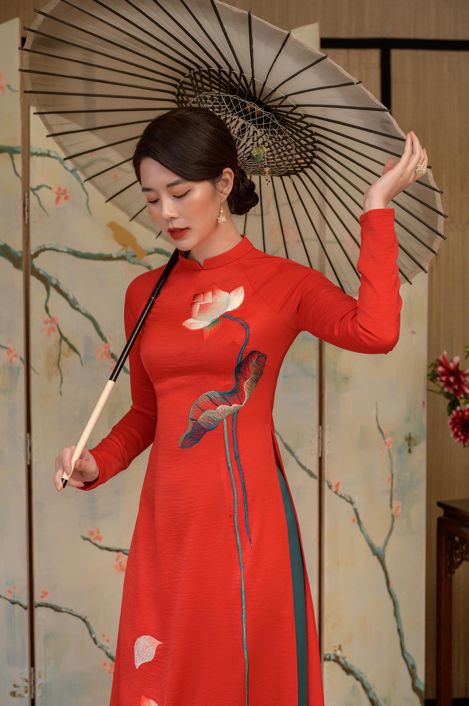 CEO Lê Phương Pavone – Hành trình xây dựng thương hiệu áo dài nổi tiếng của mẹ bỉm sữa - Ảnh 6.