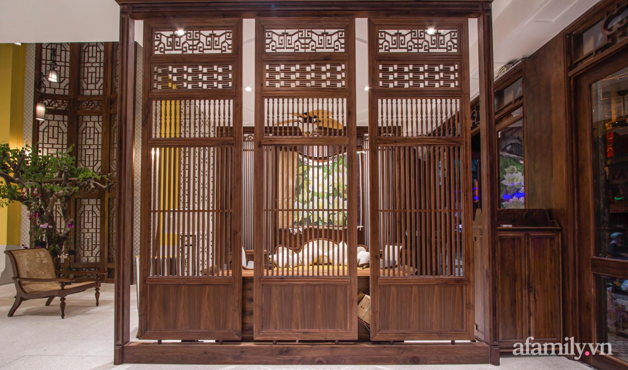 Nhà phố 8x16m đẹp bình yên, tĩnh tại mang hơi hướng của Đạo Phật và phong cách Á Đông ở Buôn Ma Thuột - Ảnh 8.