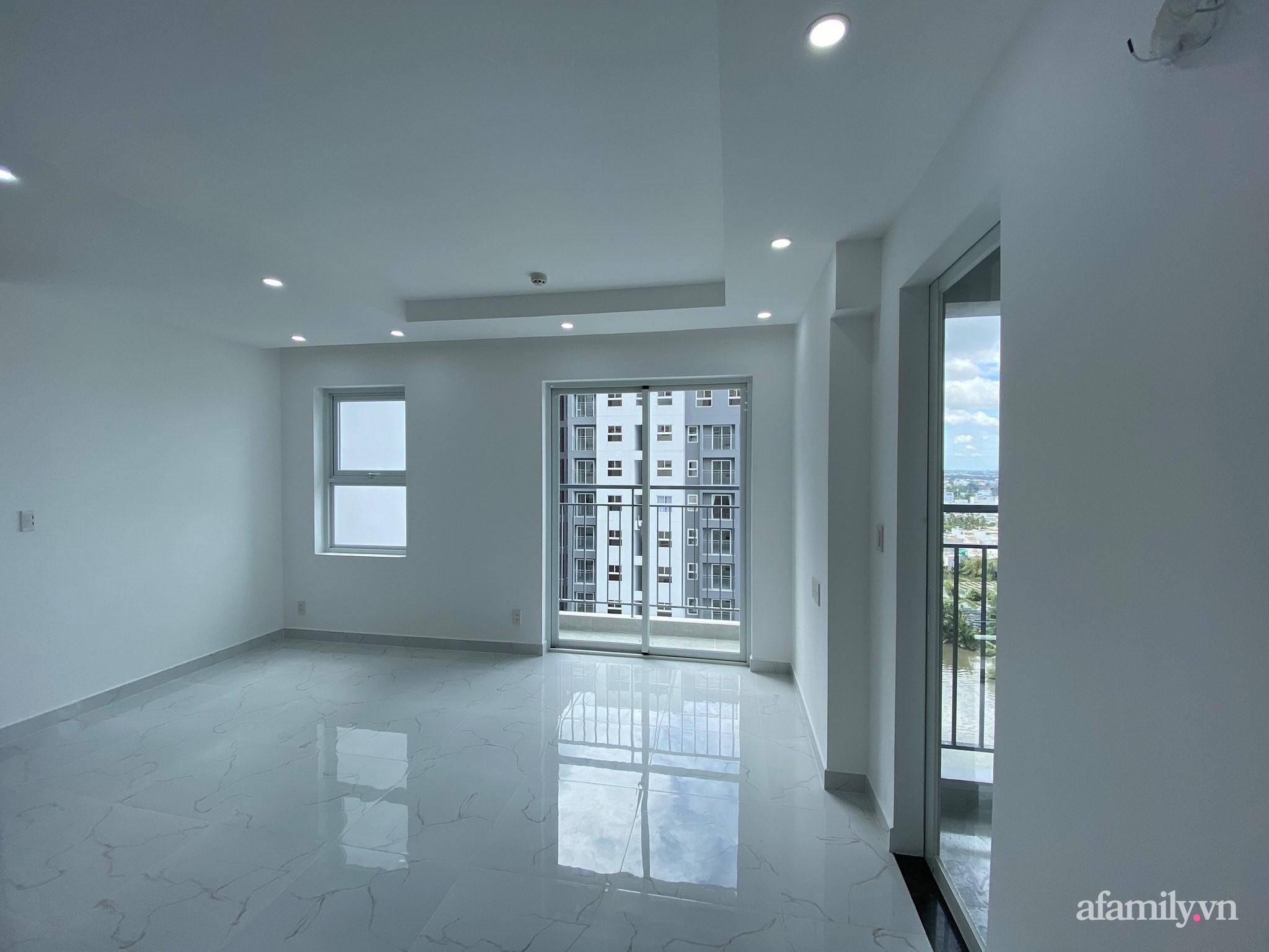 Nhà thiết kế ra tay decor căn hộ trống với chi phí cơ bản chỉ hơn 10 triệu đồng mà thành quả mê ly ai cũng vỗ tay khen ngợi - Ảnh 3.
