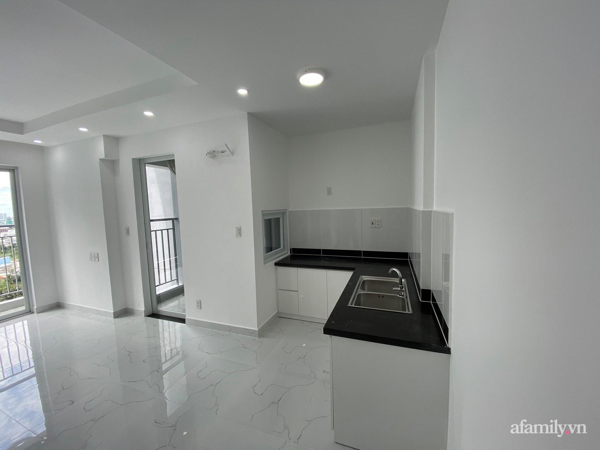 Nhà thiết kế ra tay decor căn hộ trống với chi phí cơ bản chỉ hơn 10 triệu đồng mà thành quả mê ly ai cũng vỗ tay khen ngợi - Ảnh 4.