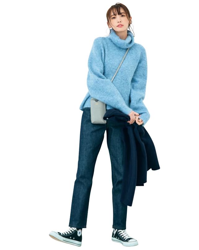 Mix & Phối - Tuyệt chiêu kết hợp màu sắc trang phục giúp bạn gầy đi trông thấy - chanvaydep.net 8