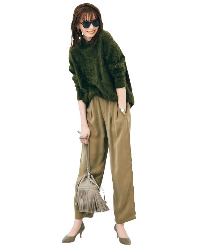 Mix & Phối - Tuyệt chiêu kết hợp màu sắc trang phục giúp bạn gầy đi trông thấy - chanvaydep.net 10
