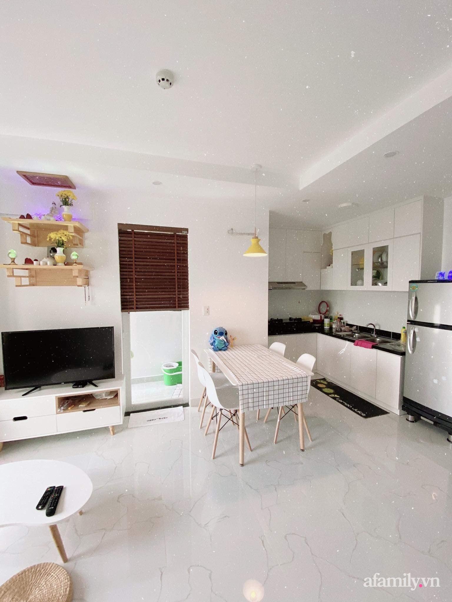 Nhà thiết kế ra tay decor căn hộ trống với chi phí cơ bản chỉ hơn 10 triệu đồng mà thành quả mê ly ai cũng vỗ tay khen ngợi - Ảnh 8.