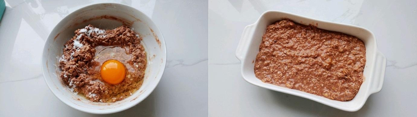 Thèm bánh mà nơm nớp lo tăng cân thì phải làm ngay món bánh chuối yến mạch xốp mềm này thôi các chị ơi! - Ảnh 4.