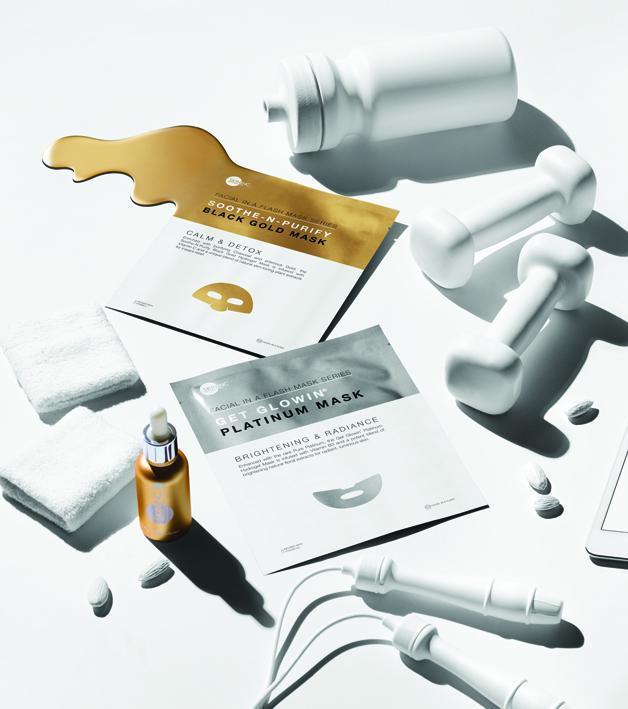 Các sao nữ châu Á coi 5 sản phẩm sau là bảo bối giúp hack da căng bóng, sáng bật tông trong thời gian thần tốc - Ảnh 2.