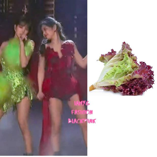 Tranh cãi bộ cánh xấu nhất của BLACKPINK tại THE SHOW: Jennie, Lisa như cây bắp cải; Jisoo, Rosé bị dìm dáng? - Ảnh 2.