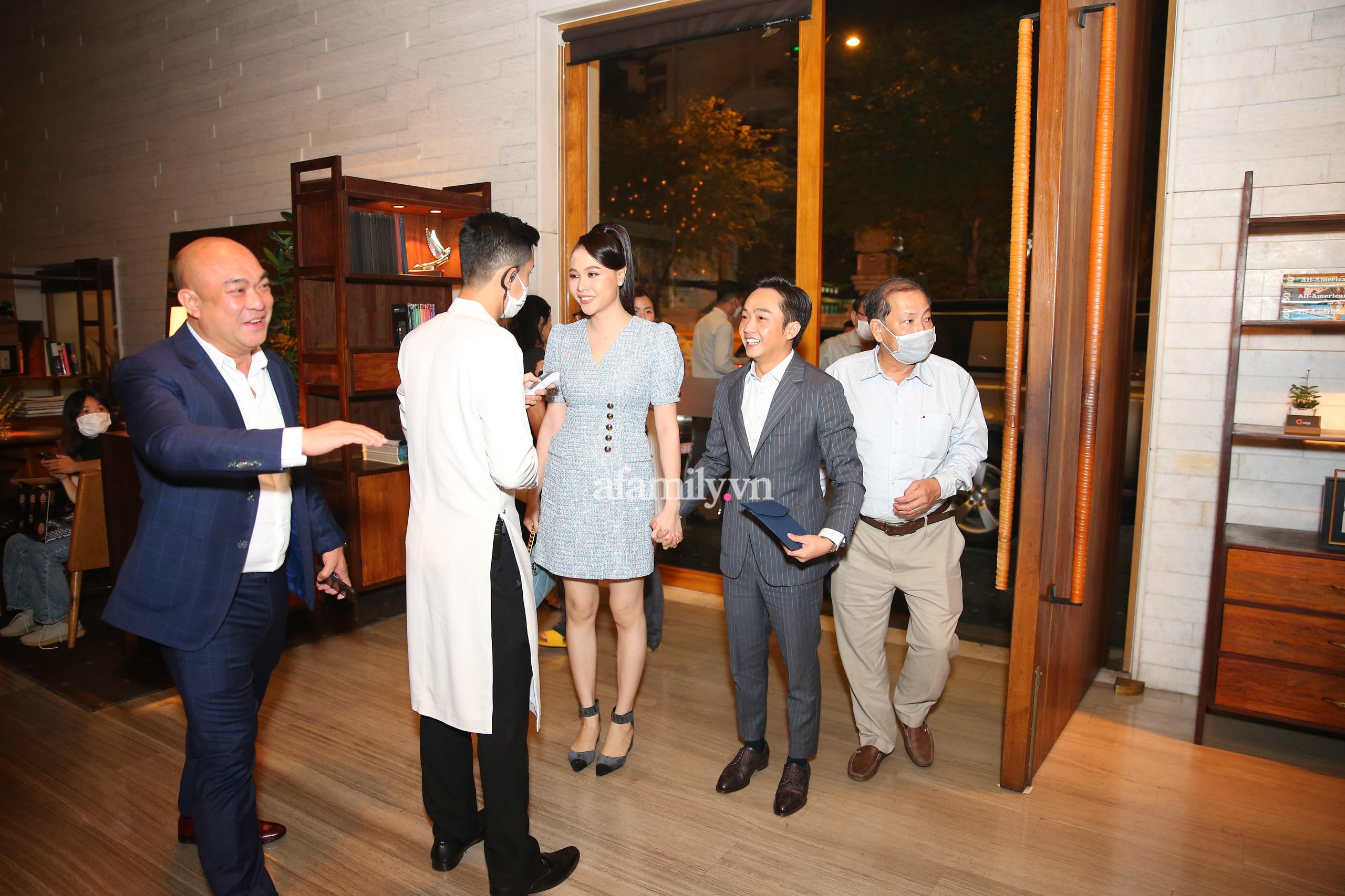 Mai Phương Thúy là khách mời ăn mặc trễ nải nhất tại đám cưới Phan Thành - Primmy Trương - Ảnh 4.