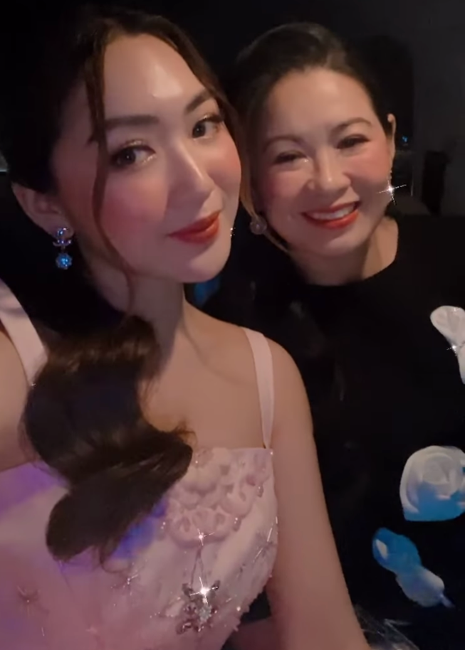 Mai Phương Thúy là khách mời ăn mặc trễ nải nhất tại đám cưới Phan Thành - Primmy Trương - Ảnh 9.