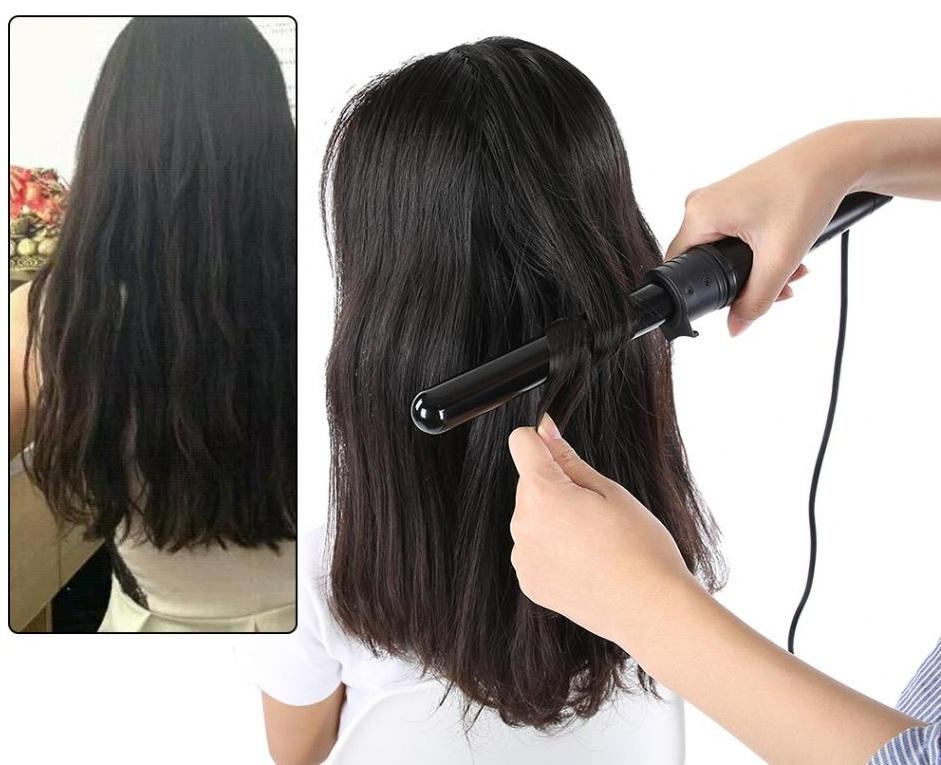 Chưa kịp đi làm tóc cuối năm, có ngay 4 cách giúp bạn F5 mái tóc nhanh gọn đón Tết - Ảnh 5.