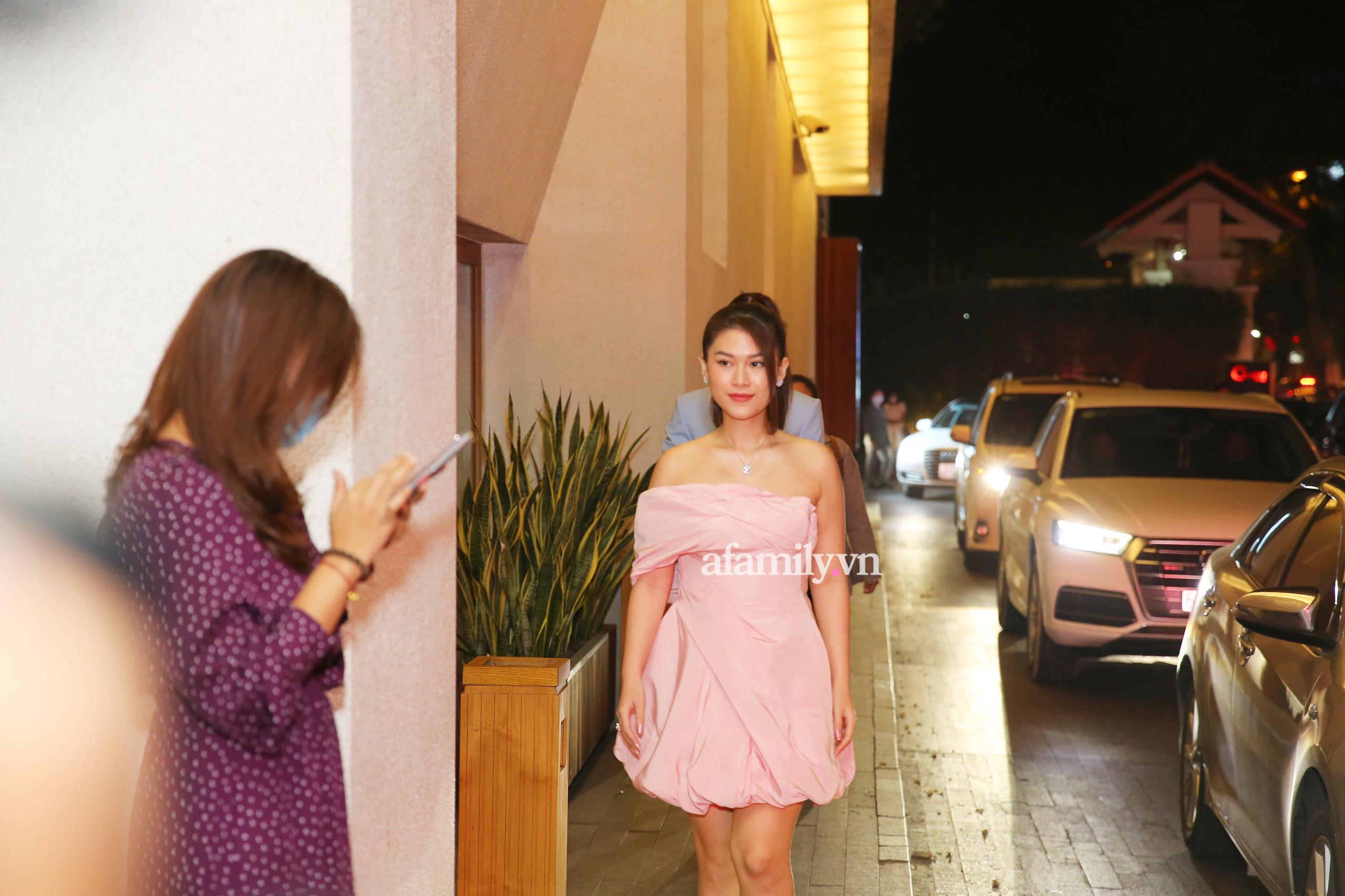 Mai Phương Thúy là khách mời ăn mặc trễ nải nhất tại đám cưới Phan Thành - Primmy Trương - Ảnh 10.