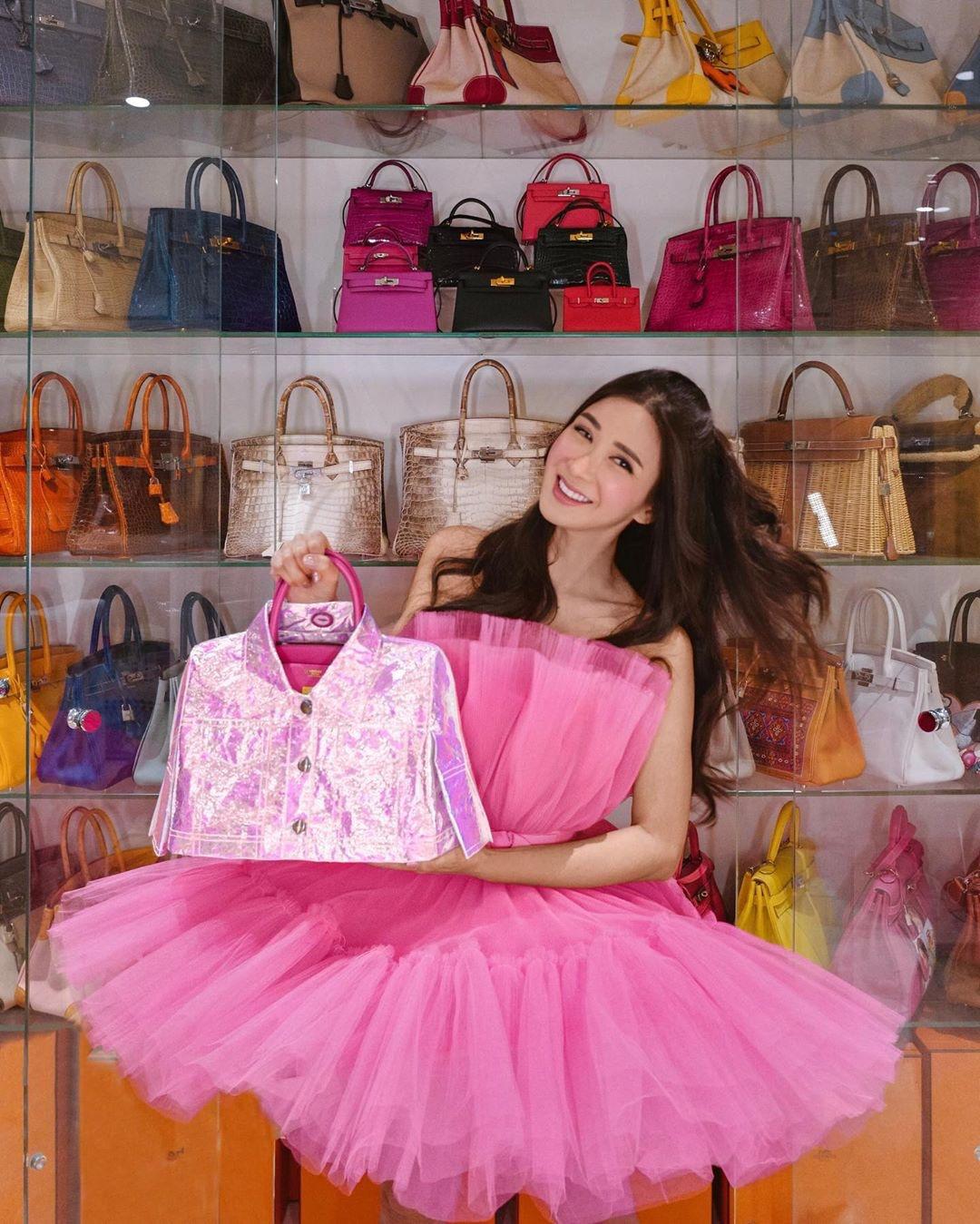 """Nghe 6 tips chăm sóc đồ hiệu từ """"Nữ hoàng Hermès"""" Singapore, dù tốn trăm tỷ mua đồ cũng không cần mất 1 đồng thuê chuyên gia chăm sóc - Ảnh 3."""