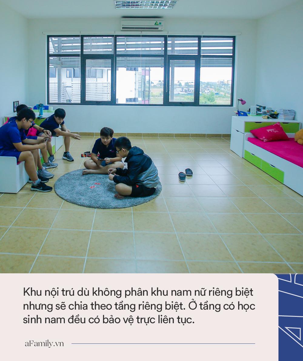 """""""Đột nhập"""" trường nội trú chuẩn quốc tế ở Hà Nội: Học phí nửa tỷ đồng/năm nhưng lại được miễn phí nội trú, nơi ăn chốn ở đẹp như khách sạn 5 sao - Ảnh 11."""