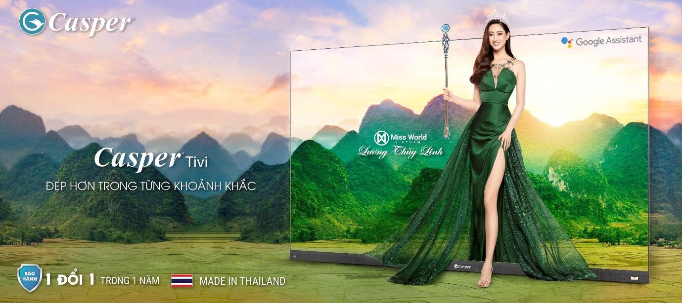 Hoa hậu Lương Thùy Linh: Chúng ta không thể chọn vạch xuất phát nhưng đều có thể chạy đến cùng vạch đích - Ảnh 3.