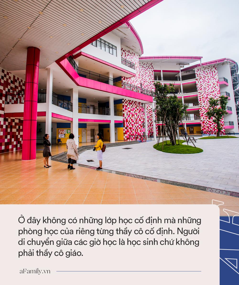 """""""Đột nhập"""" trường nội trú chuẩn quốc tế ở Hà Nội: Học phí nửa tỷ đồng/năm nhưng lại được miễn phí nội trú, nơi ăn chốn ở đẹp như khách sạn 5 sao - Ảnh 3."""