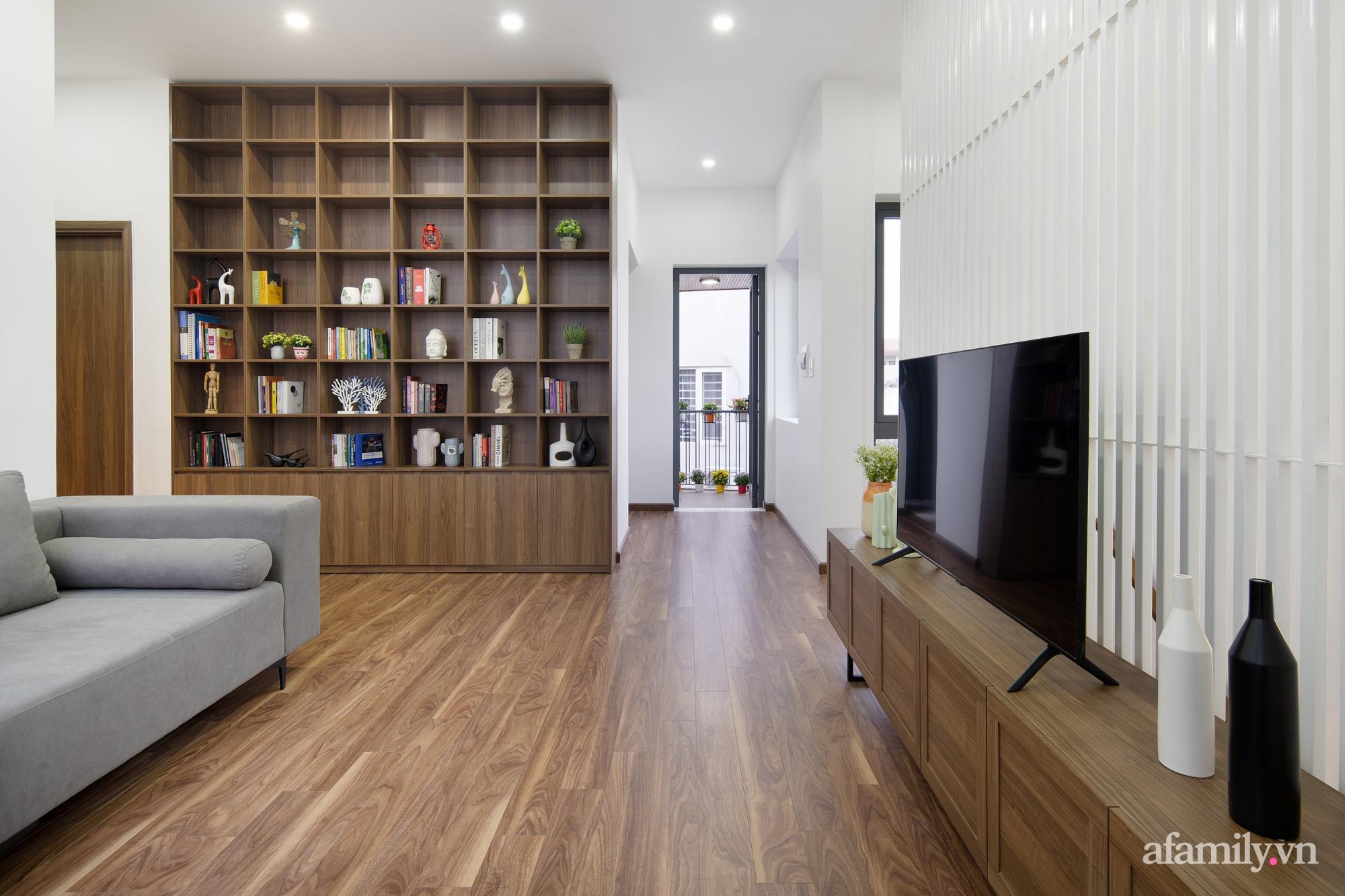 Nhà trong hẻm nhỏ vẫn ngập tràn ánh sáng, duyên dáng với nội thất tối giản ở Đà Nẵng - Ảnh 23.