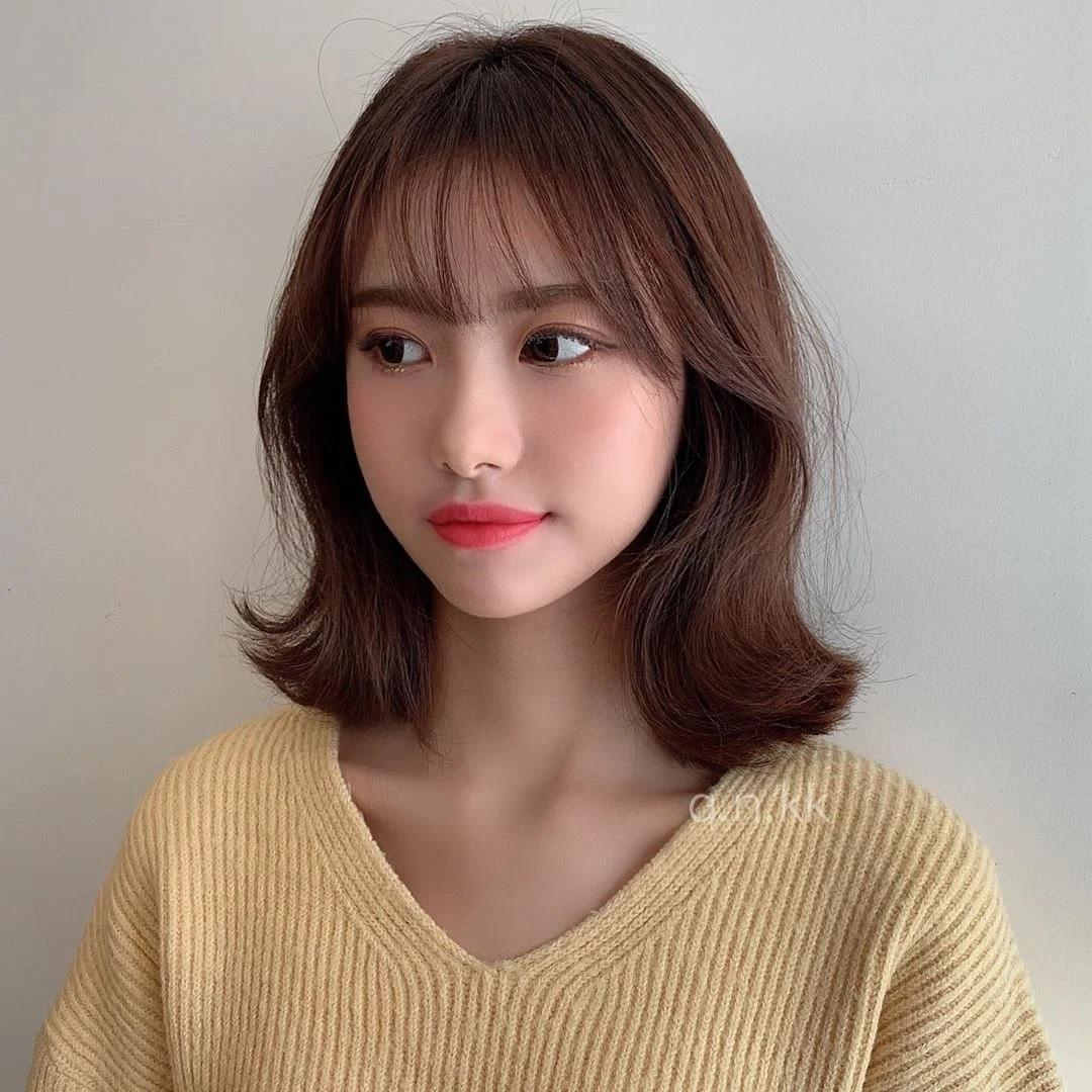 """Nàng tóc ngắn muốn đổi tóc thì cần ngó ngay 6 kiểu tóc siêu xinh và """"nịnh mặt"""" - Ảnh 1."""