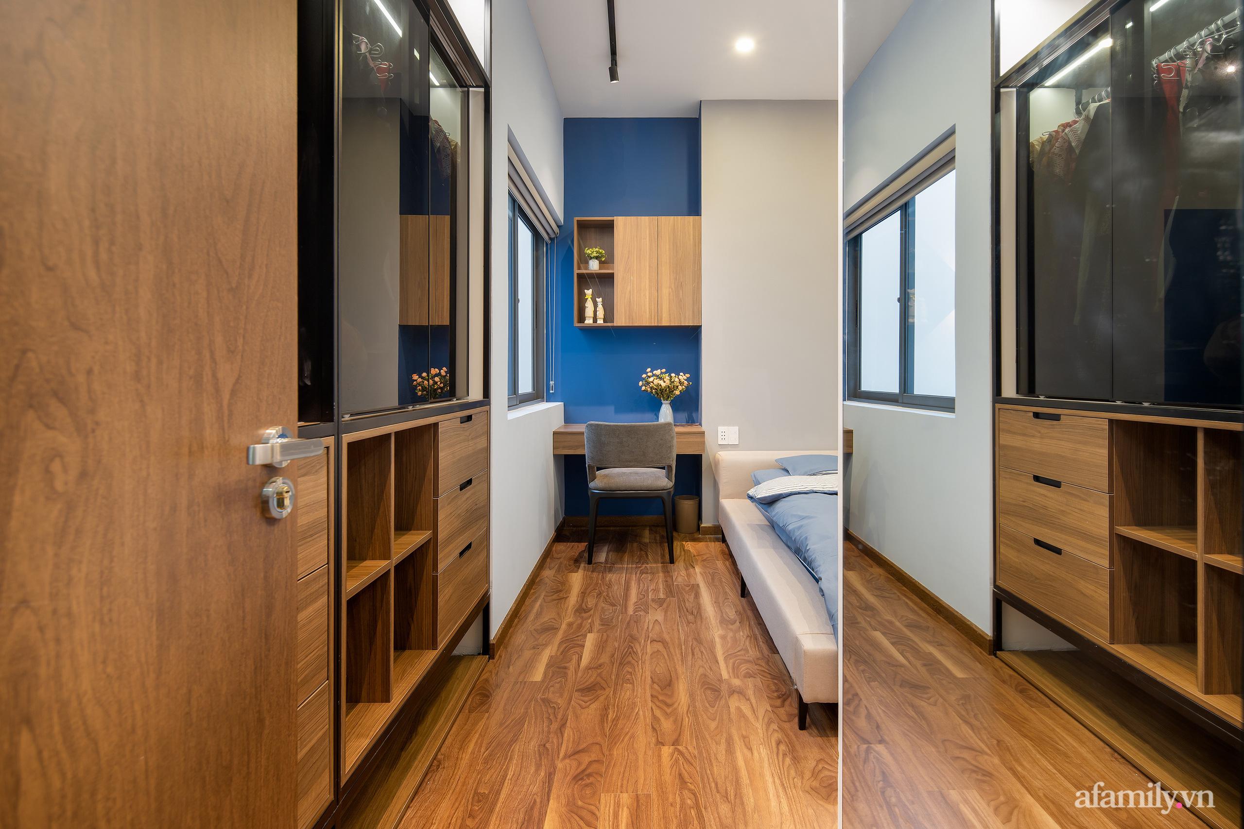 Nhà trong hẻm nhỏ vẫn ngập tràn ánh sáng, duyên dáng với nội thất tối giản ở Đà Nẵng - Ảnh 20.