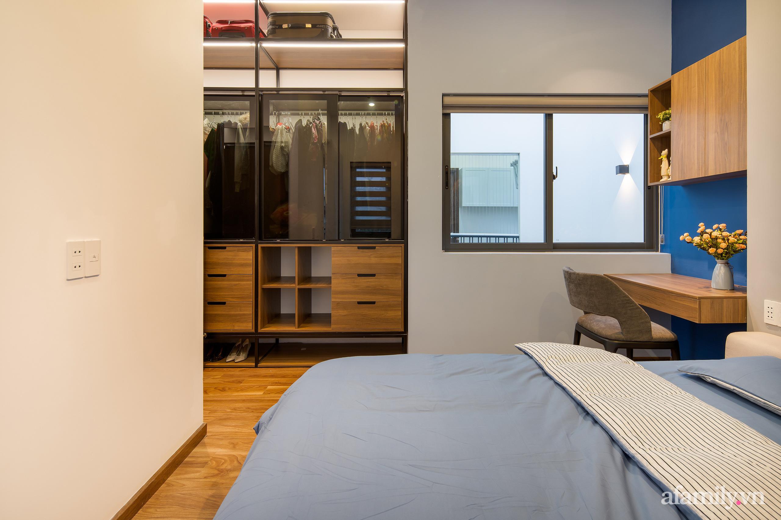 Nhà trong hẻm nhỏ vẫn ngập tràn ánh sáng, duyên dáng với nội thất tối giản ở Đà Nẵng - Ảnh 19.
