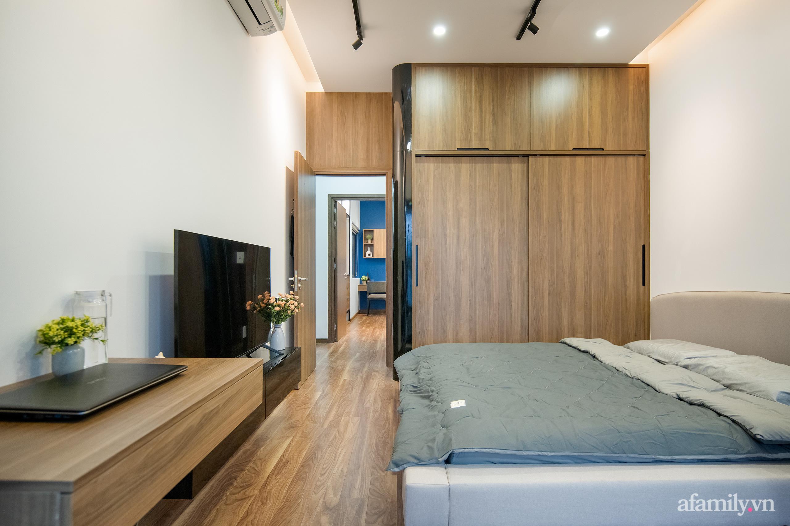 Nhà trong hẻm nhỏ vẫn ngập tràn ánh sáng, duyên dáng với nội thất tối giản ở Đà Nẵng - Ảnh 17.