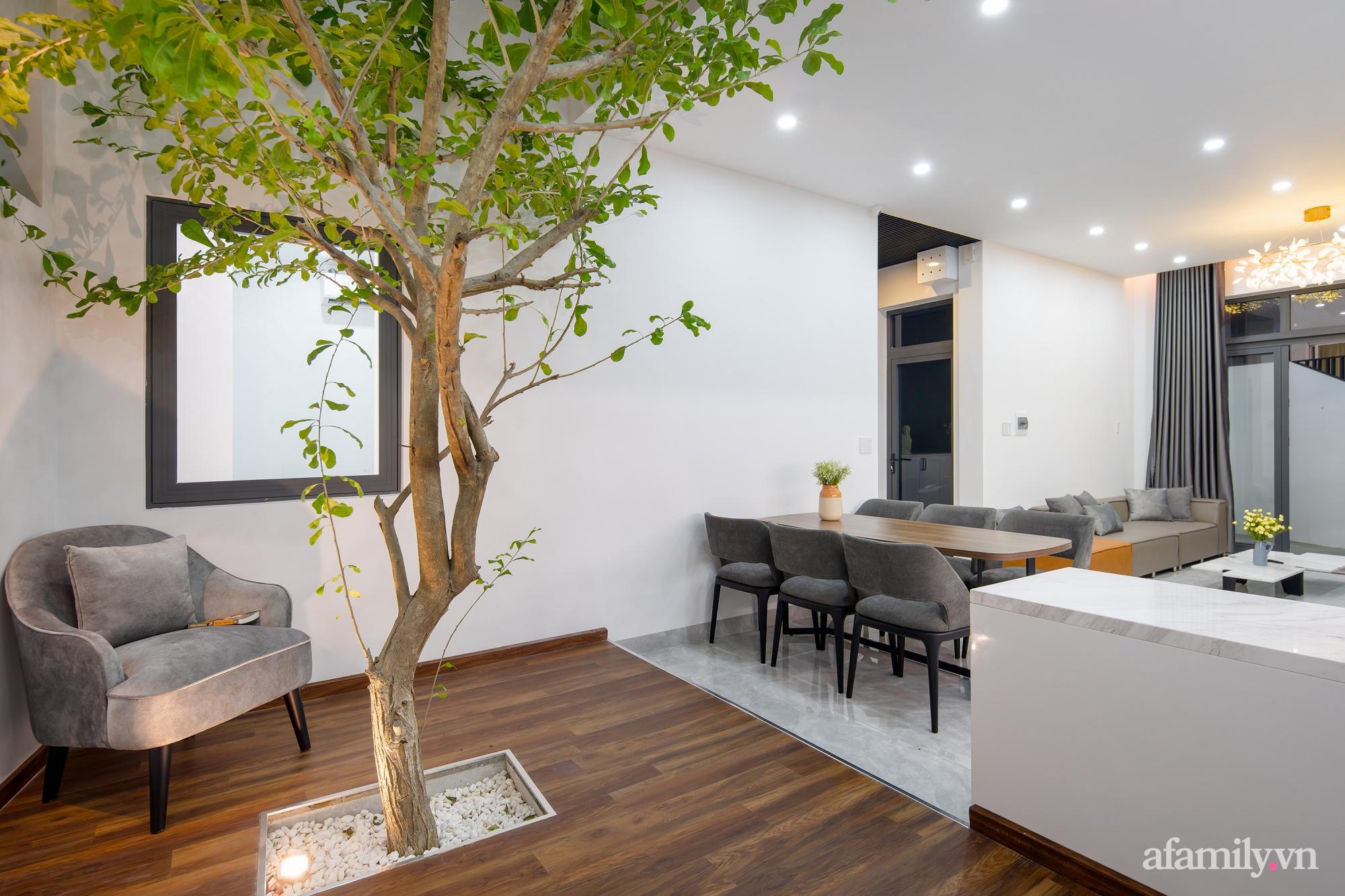 Nhà trong hẻm nhỏ vẫn ngập tràn ánh sáng, duyên dáng với nội thất tối giản ở Đà Nẵng - Ảnh 9.