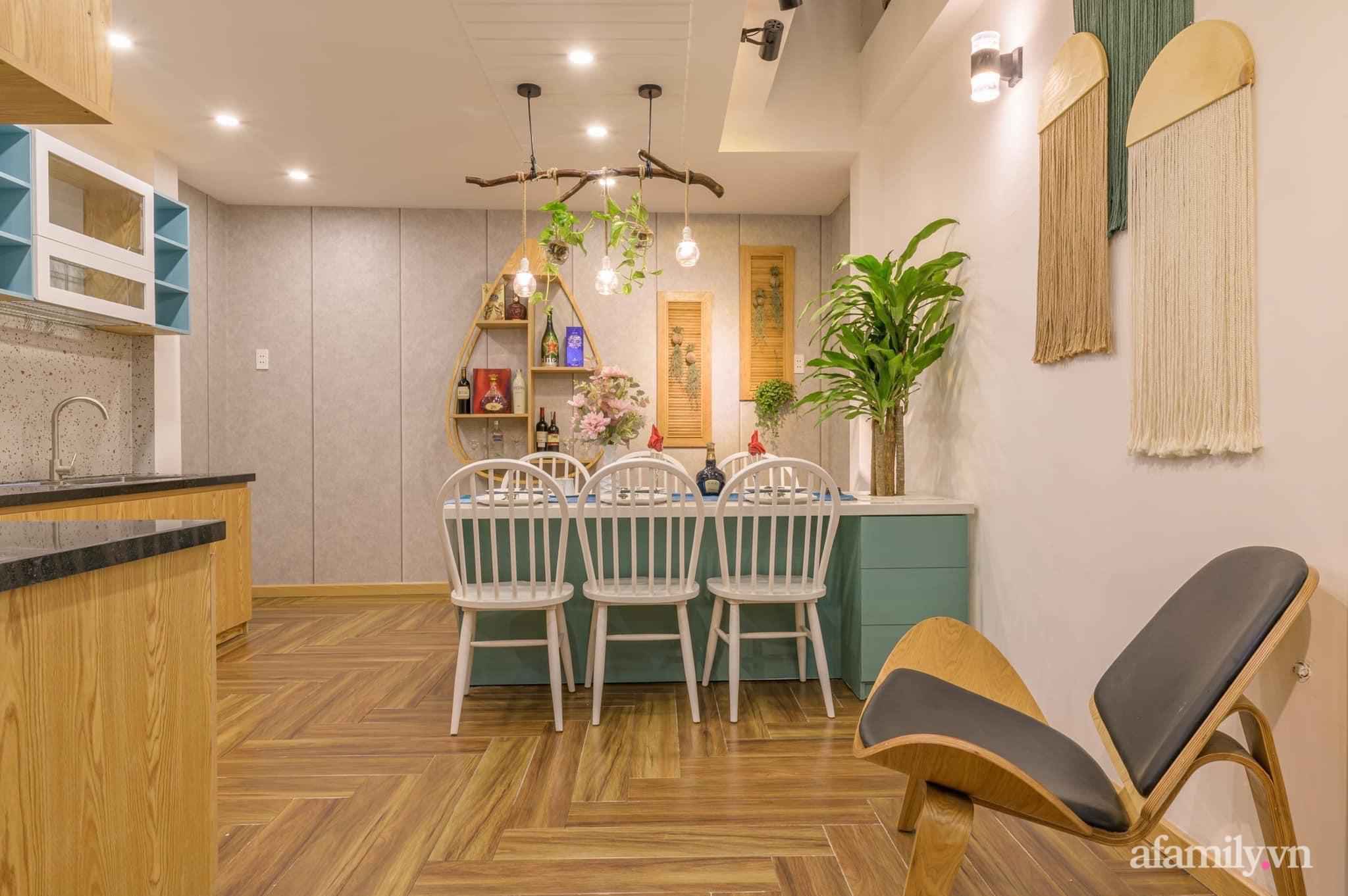 Nhà phố 4 tầng rộng 58m² đẹp an yên với giếng trời nhiều cây xanh và ánh nắng ngập tràn ở Đà Nẵng - Ảnh 6.