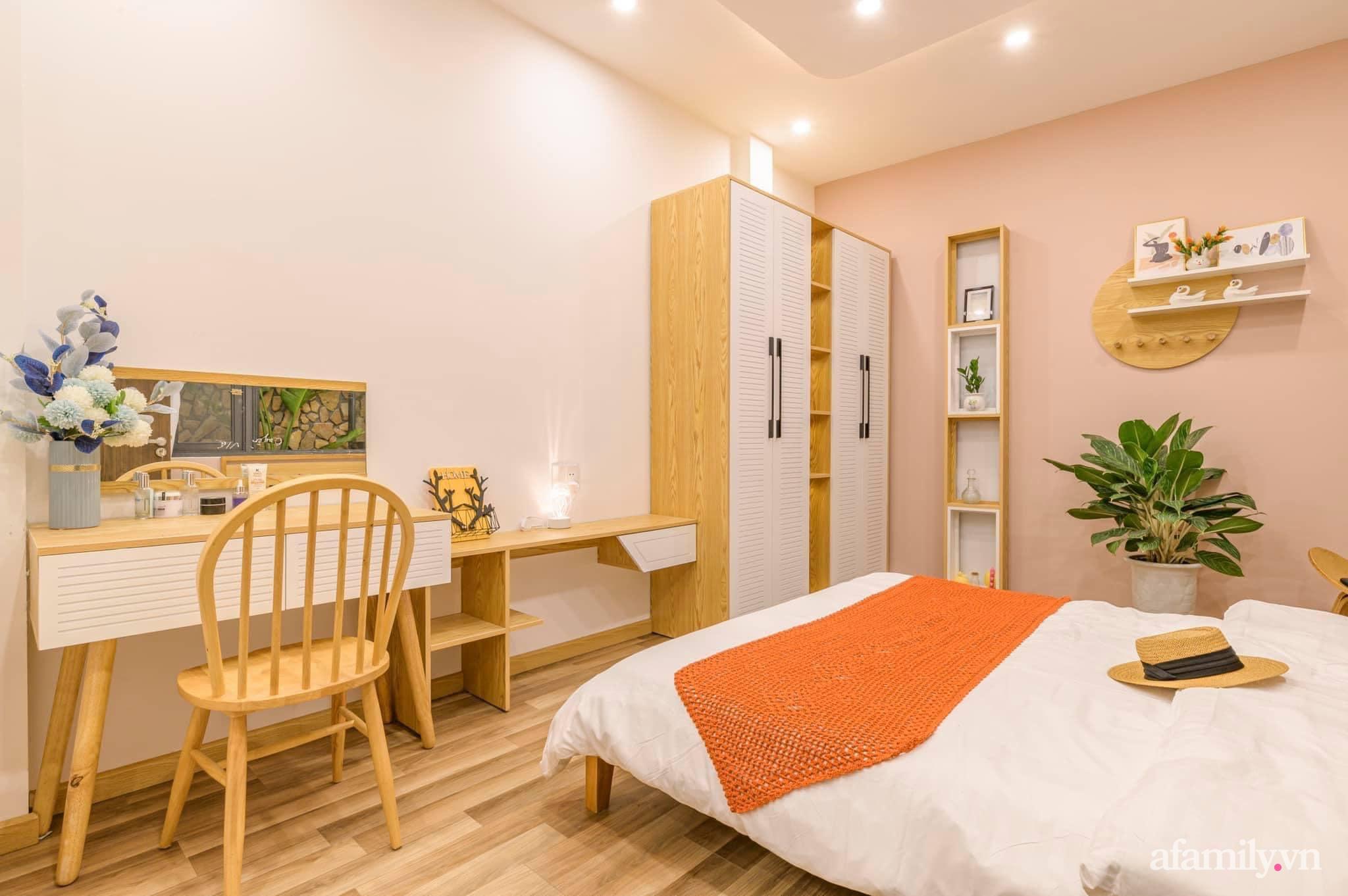 Nhà phố 4 tầng rộng 58m² đẹp an yên với giếng trời nhiều cây xanh và ánh nắng ngập tràn ở Đà Nẵng - Ảnh 16.