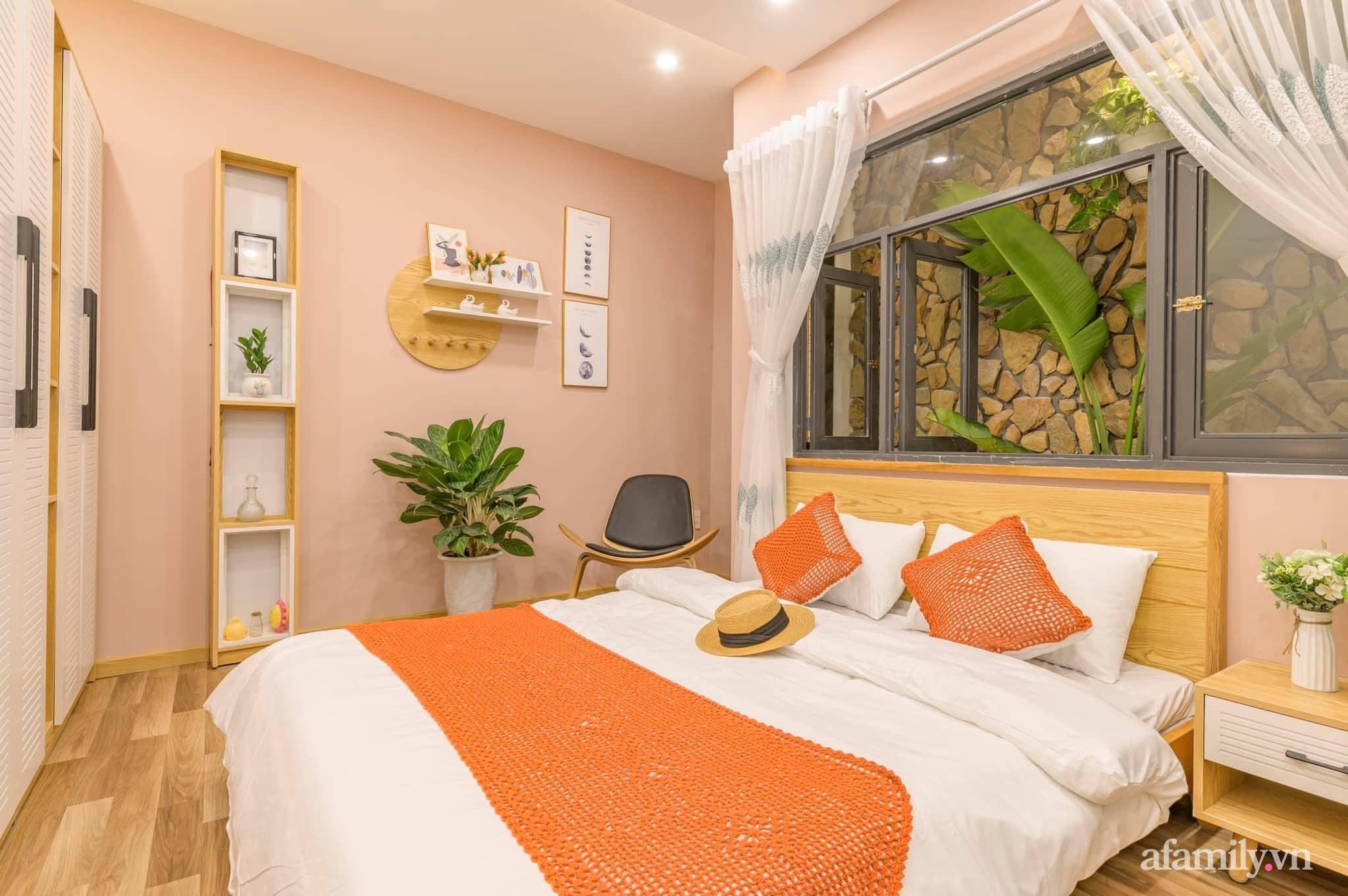 Nhà phố 4 tầng rộng 58m² đẹp an yên với giếng trời nhiều cây xanh và ánh nắng ngập tràn ở Đà Nẵng - Ảnh 17.